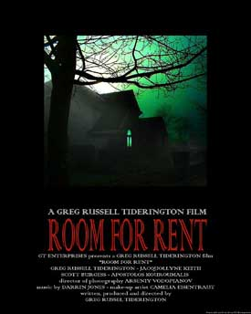 Room for Rent by Greg Russel Tiderington