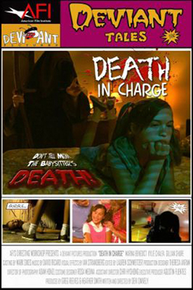 Death in Charge by Devi Snively