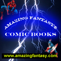 Amazing Fantasy Comic Book Shop