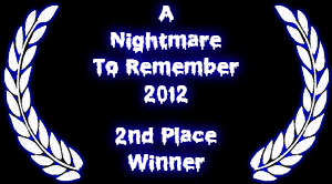 A Nightmare To Remember 2nd Place Winner