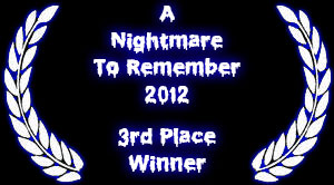 A Nightmare To Remember 3rd Place Winner